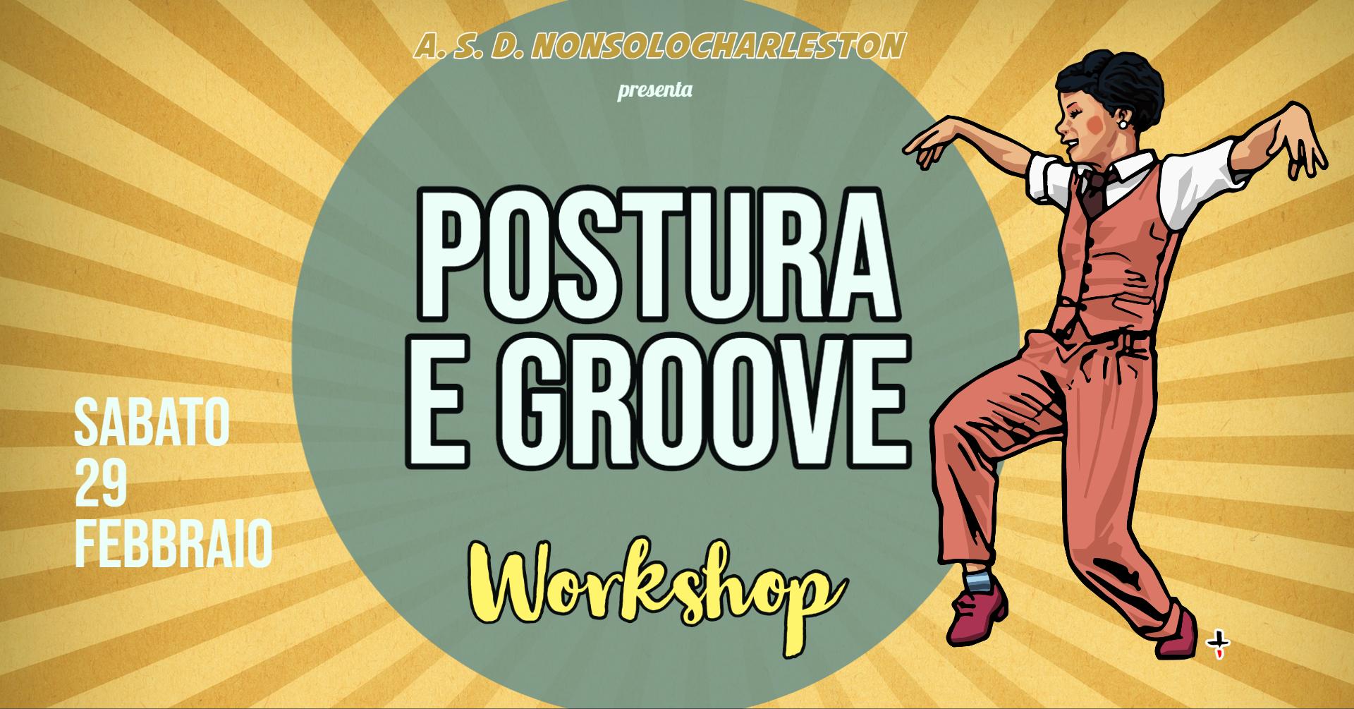 Postura e Groove