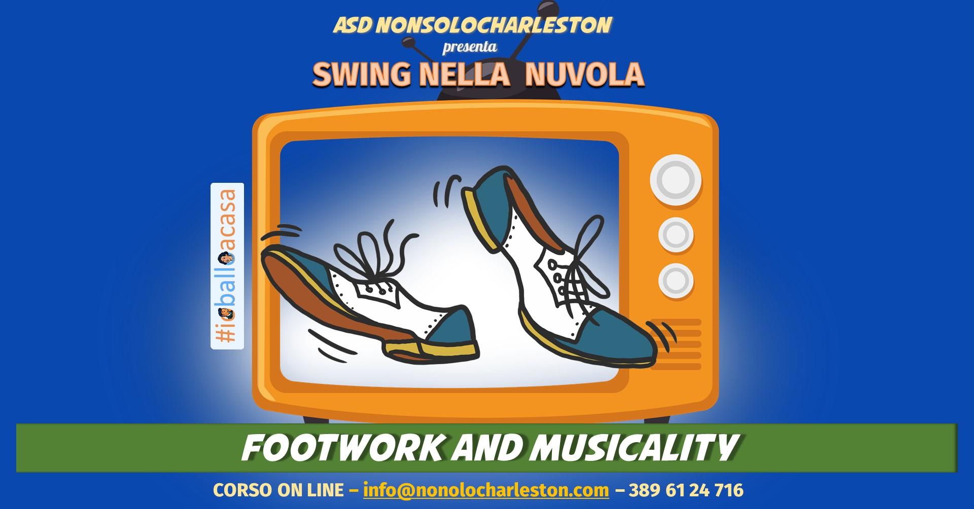 Footwork and musicality